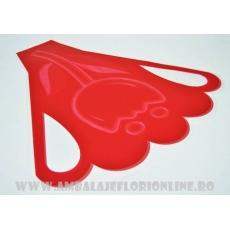 Emballage tulipe rouge C21-79
